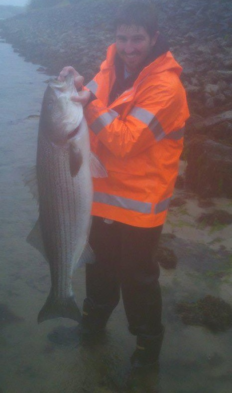 Cape Cod Canal fishing report
