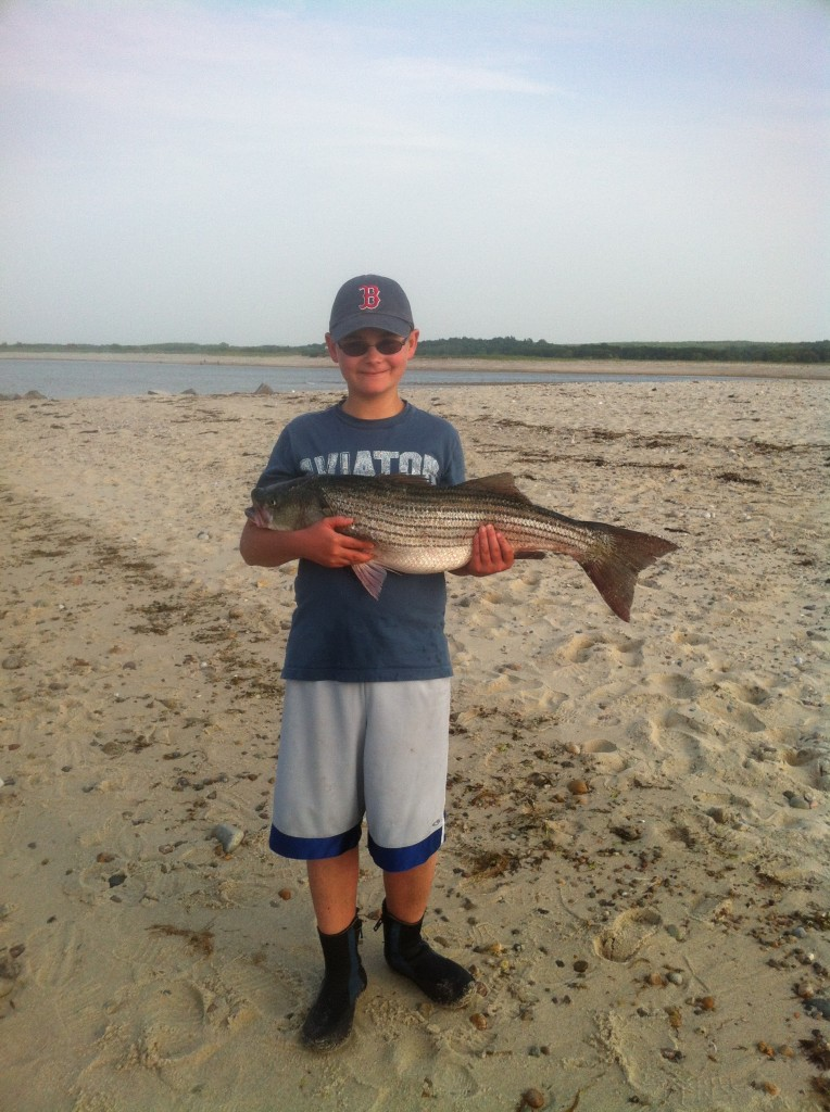My fishing cape cod blog members cash in on big fish for Cape cod fishing
