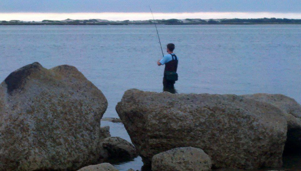 Barnstable cape cod bay surf fishing report may 24 for Cape cod fishing party boats