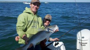 cape cod bay fishing report