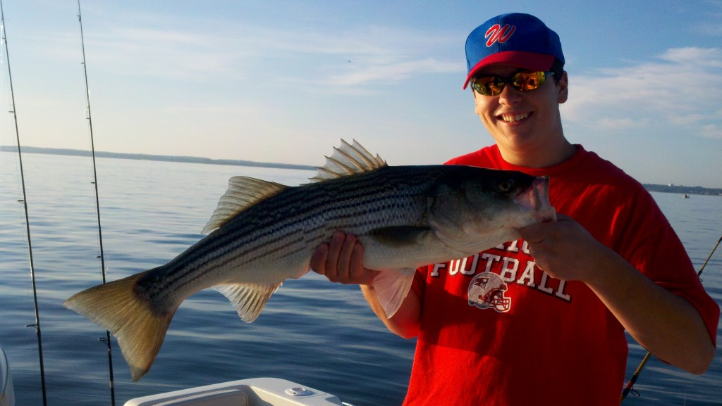 cape cod fishing reports