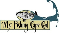 my fishing cape cod logo