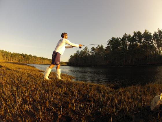 upper buzzards bay fishing