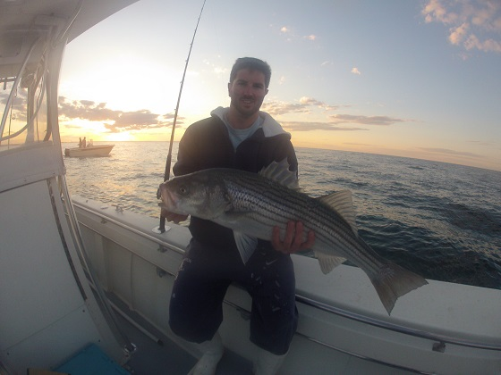 Cape cod fishing blog for Cape may fishing report