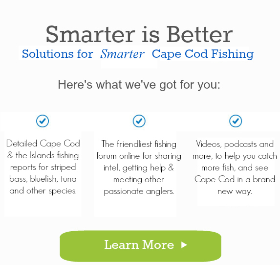 cape cod fishing badge