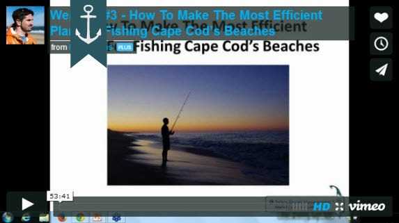 Striped Bass Fishing Cape Cod — Page 6