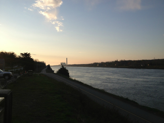 cape cod canal fishing