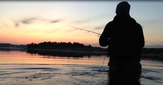 nantucket sound striper fishing