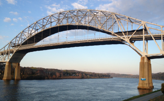 sagamore bridge cape cod canal
