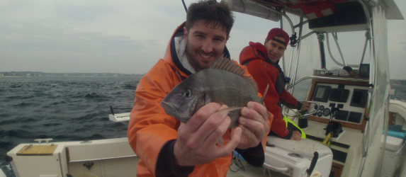 buzzards bay scup fishing