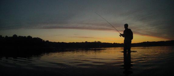 cape cod sunrise fishing
