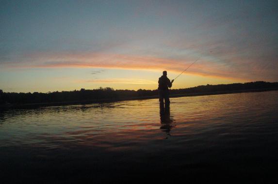 perfect cape cod sunrise