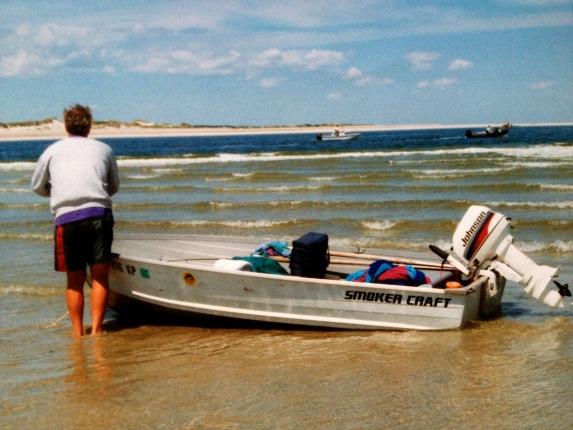 12 foot cape cod tin boat