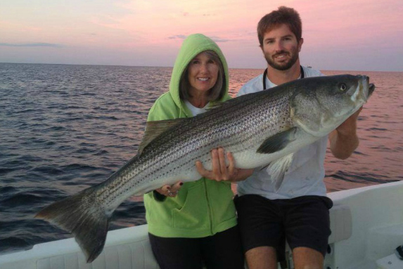 youtube how to catch striped bass
