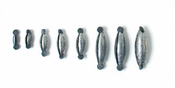 rubbercore sinkers