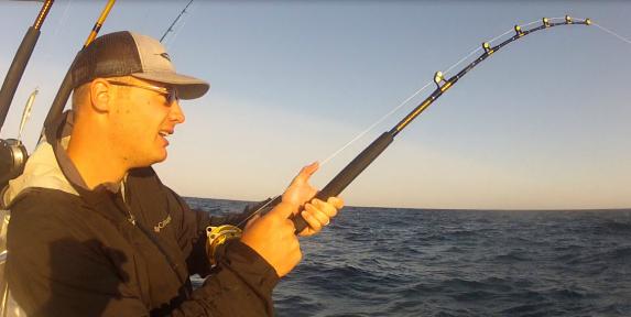 cape cod tuna fishing hookup