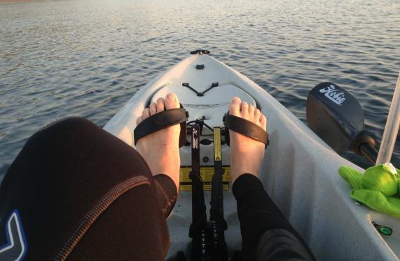 hobie foot pedals