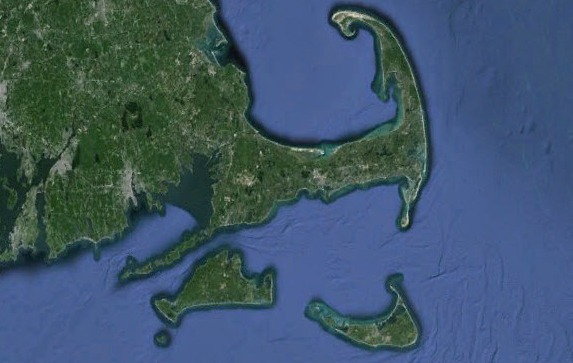 cape cod google earth 2