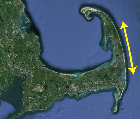 Outer Cape Cod Fishing Report