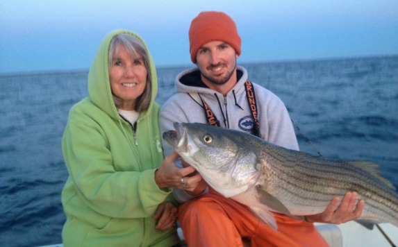 cape cod fishing ryan collins