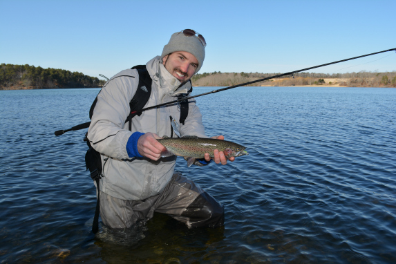 cape cod fishing forecast for april 6