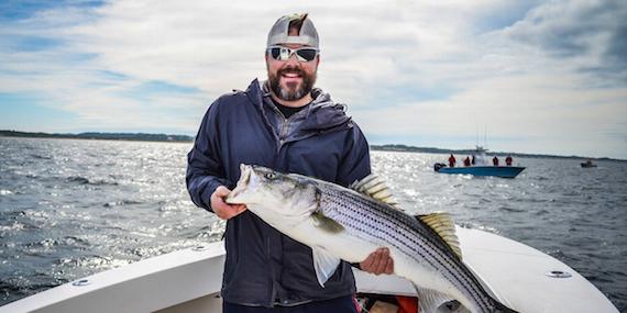 june 15 cape cod striped bass fishing report