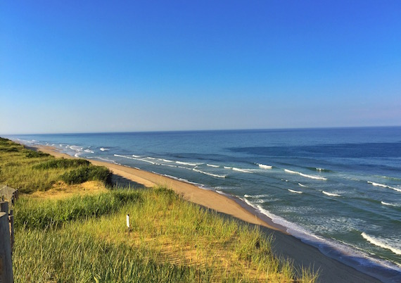 cape cods outer beaches ryan collins 23 mile walk