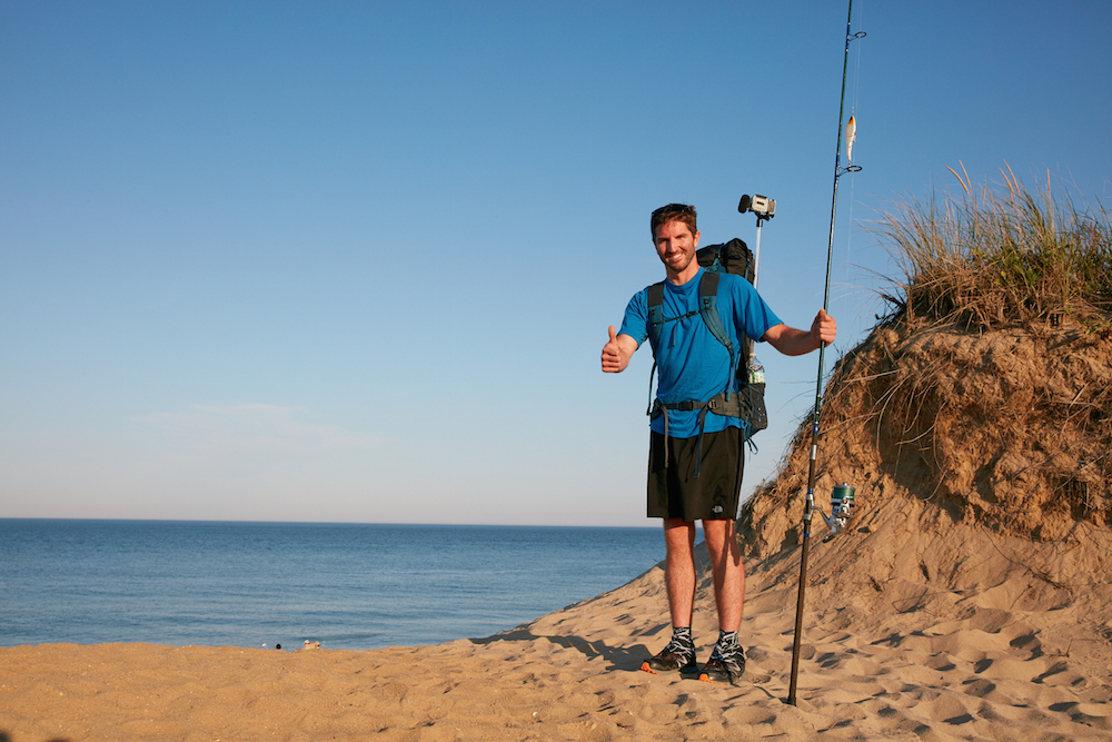 Cape cod surf fishing report page 2 for Sand hollow fishing report