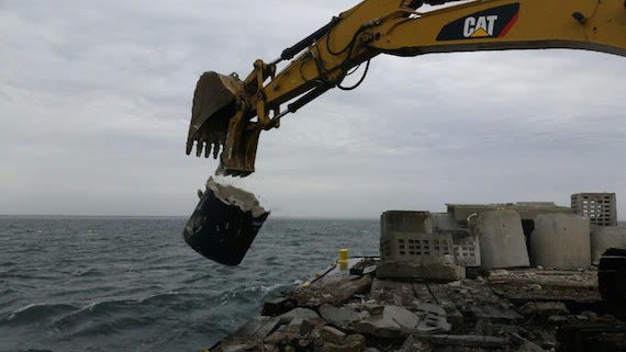 building the harwich artificial reef copy
