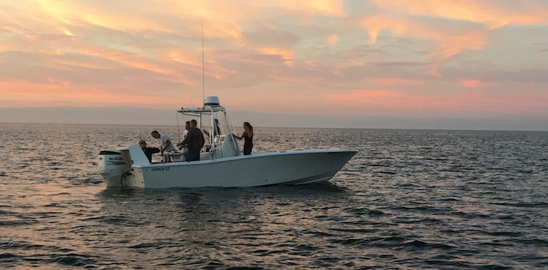 Spring 2017 fishing trips events for Cape cod fishing charters