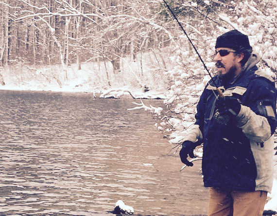Fly fishing cape cod for trout with pirate for Mass fish stocking