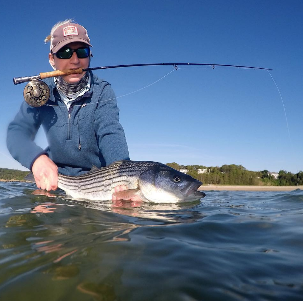 Kevin Adley's 5 Favorite Flies For Striped Bass Fishing On