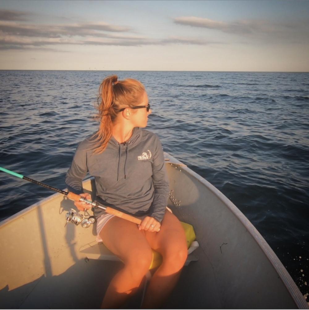 lauren collins bluefish cape cod bay