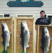 Fish to 44 pounds canal bait tackle report for Canal bait and tackle fishing report